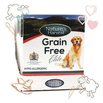 Grain Free Elite Lamb & Sweet Potato Adult Dog Food 10 pack 1
