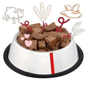 Grain Free Elite Lamb & Sweet Potato Adult Dog Food 2