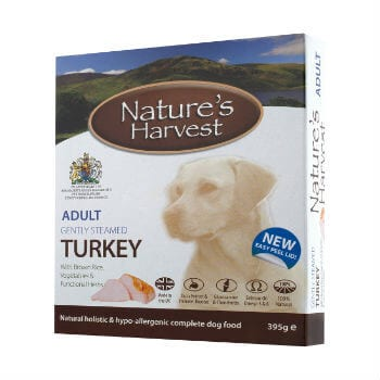 natures harvest turkey and brown rice