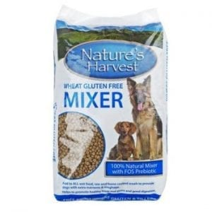natures harvest wheat gluten free mixer 10kg bag