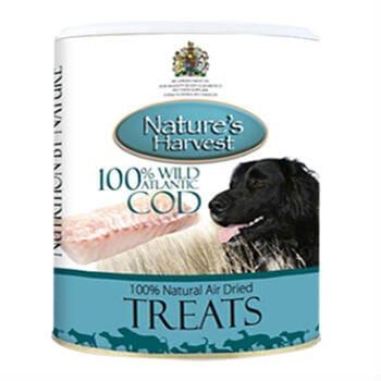 Nature's Harvest Air-Dried Cod Treats