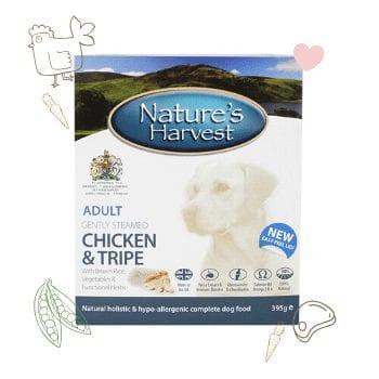 Chicken, Tripe & Brown Rice Adult Dog Food 1