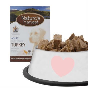 Turkey & Brown Rice Adult 10 Trays 2