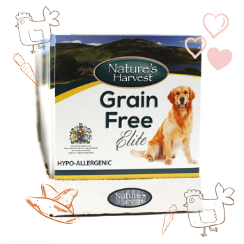 Grain Free Elite Chicken & Sweet Potato Adult Dog Food - 10 Pack 1