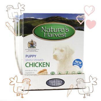 Puppy Chicken & Brown Rice Dog Food - 10 Pack 1