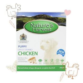 Puppy Chicken & Brown Rice Dog Food 1