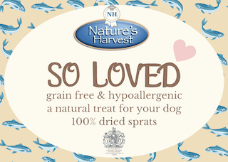 SO LOVED 100% Dried Sprats Grain Free & Hypoallergenic 2
