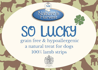 SO LUCKY 100% Lamb Grain Free & Hypoallergenic Strips 2