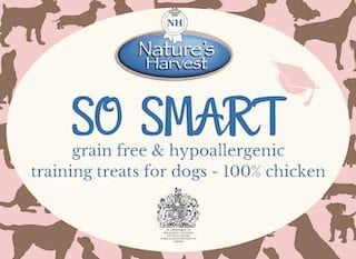 SO SMART 100% Chicken Grain Free & Hypoallergenic Training Treats 2