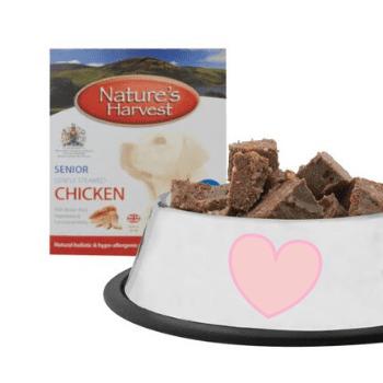 Senior Chicken & Brown Rice Dog Food 2