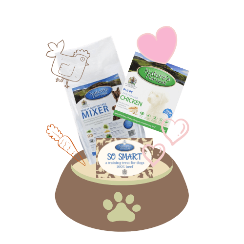 Nature's Harvest Puppy Pack 1