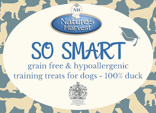 SO SMART 100% Duck Grain Free & Hypoallergenic Training Treats 1