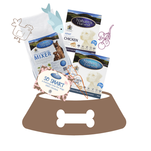 Nature's Harvest Adult Trial Pack 1