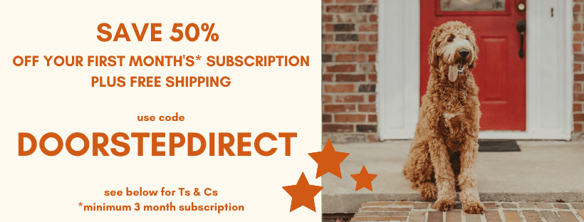 50% OFF YOUR FIRST MONTHS SUBSCRIPTION (1)